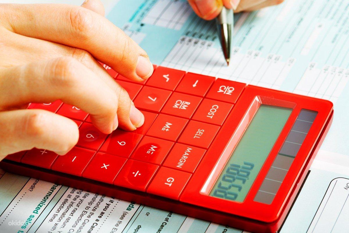 Средняя стоимость бухгалтерского сопровождения в Москве